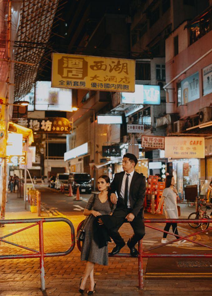 Ira & Irish Hong Kong Engagement by Garystacruzfilms - 040
