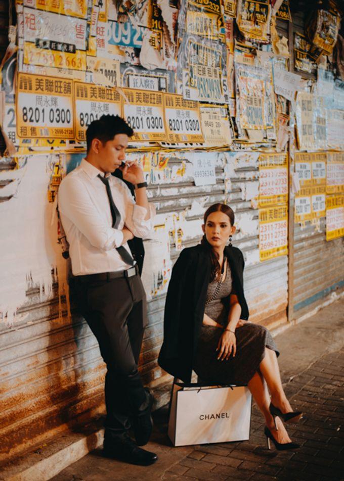 Ira & Irish Hong Kong Engagement by Garystacruzfilms - 044
