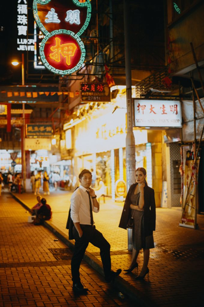 Ira & Irish Hong Kong Engagement by Garystacruzfilms - 045