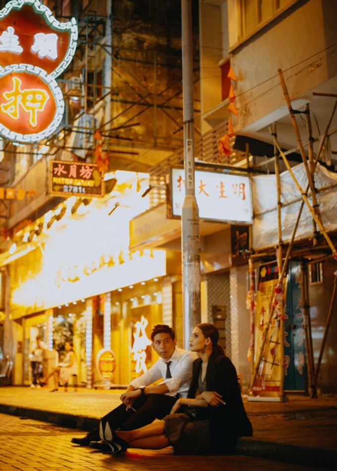 Ira & Irish Hong Kong Engagement by Garystacruzfilms - 047