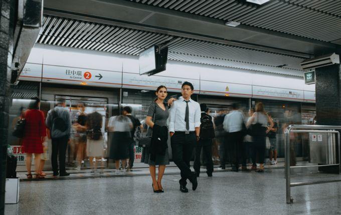 Ira & Irish Hong Kong Engagement by Garystacruzfilms - 043
