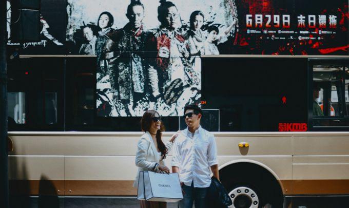 Ira & Irish Hong Kong Engagement by Garystacruzfilms - 007