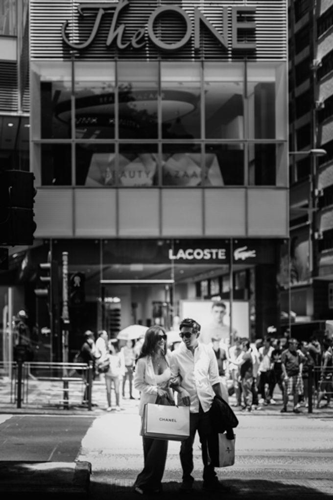 Ira & Irish Hong Kong Engagement by Garystacruzfilms - 011