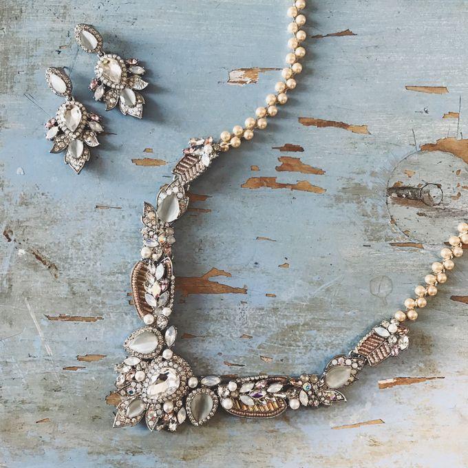 Bridal Jewelry Ideas by C+I Jewelry By Shannon Lenz - 008