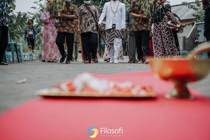 Foto Akad Iin dan Budi by Filosofi Photowork - 019