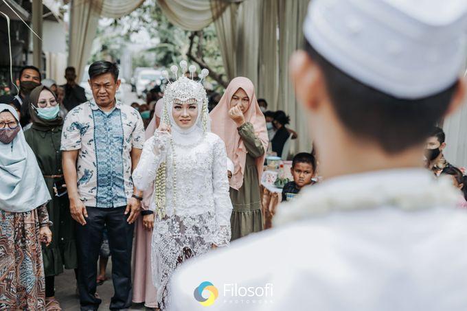 Foto Akad Iin dan Budi by Filosofi Photowork - 020