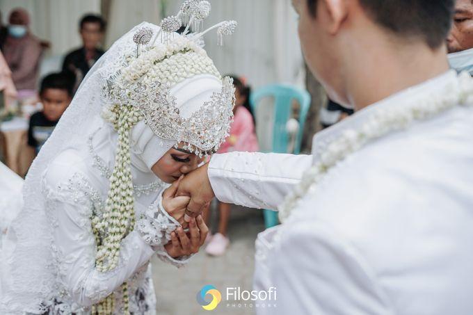 Foto Akad Iin dan Budi by Filosofi Photowork - 029
