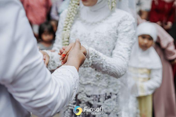 Foto Akad Iin dan Budi by Filosofi Photowork - 021