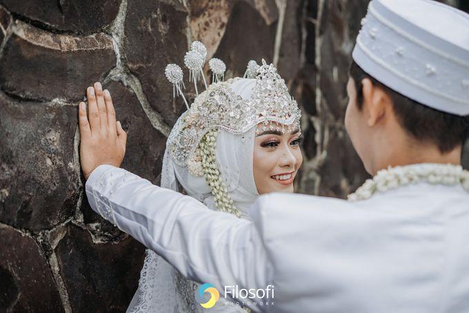 Foto Akad Iin dan Budi by Filosofi Photowork - 039