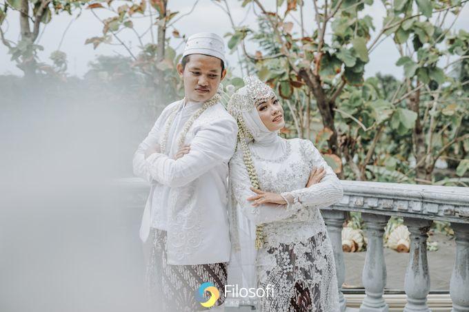 Foto Akad Iin dan Budi by Filosofi Photowork - 005