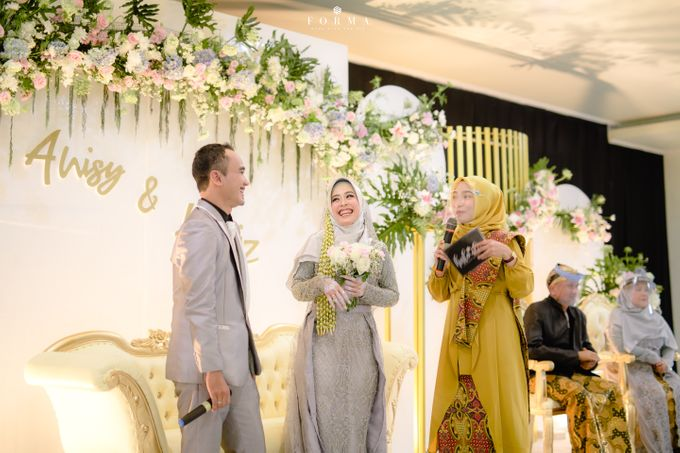 MC Akad Nikah Anisy & Hafidz by FORMA Photography - 002