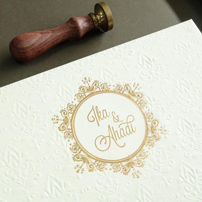 Ika & Ahadi by Meltiq Invitation - 003
