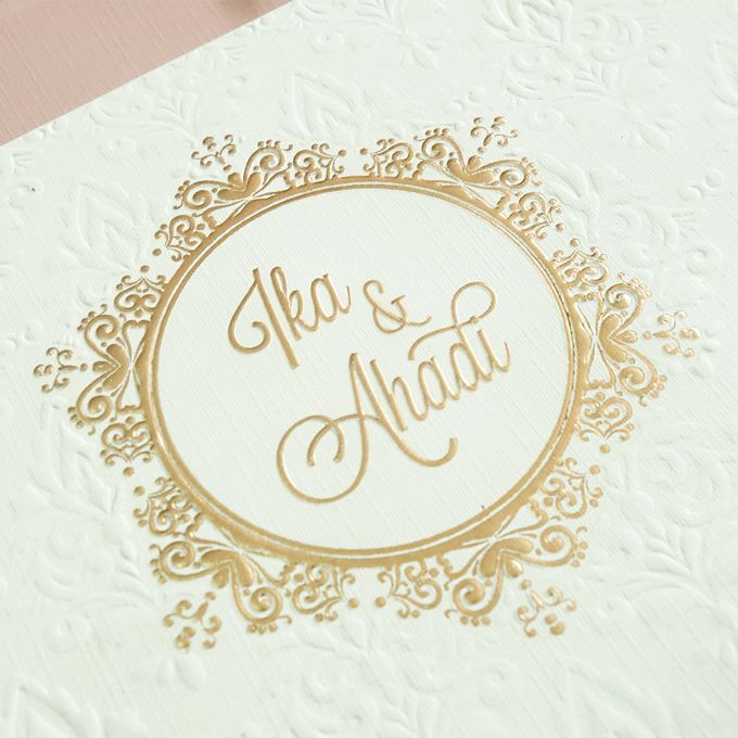 Ika & Ahadi by Meltiq Invitation - 001