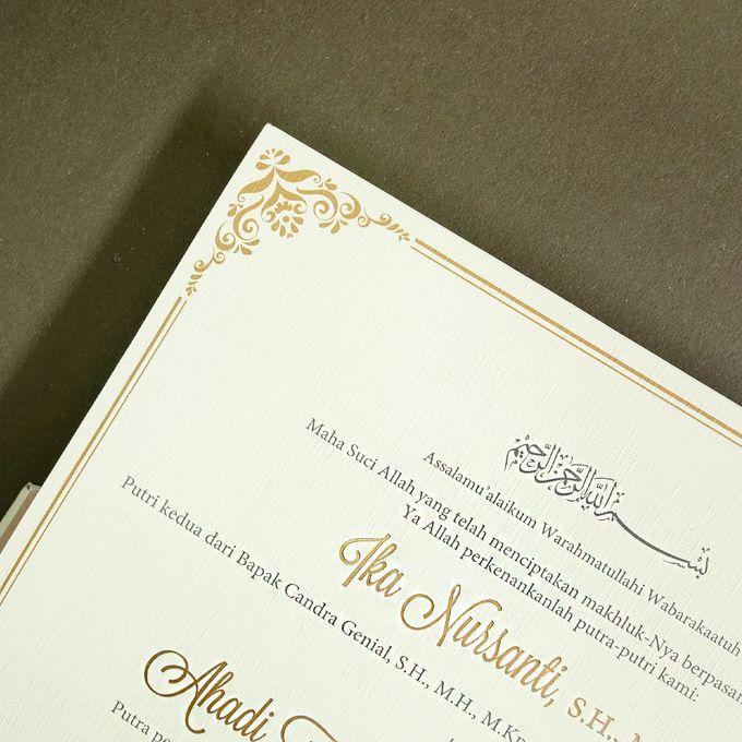 Ika & Ahadi by Meltiq Invitation - 005