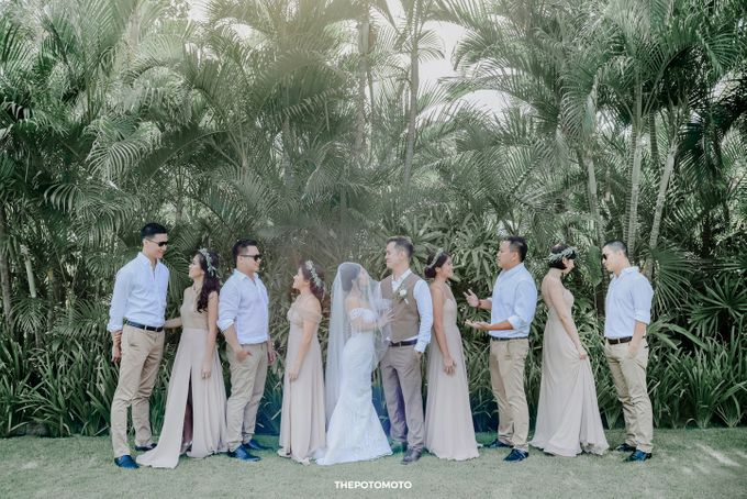 Rosaline and Pauls Wedding by Thepotomoto Photography - 036