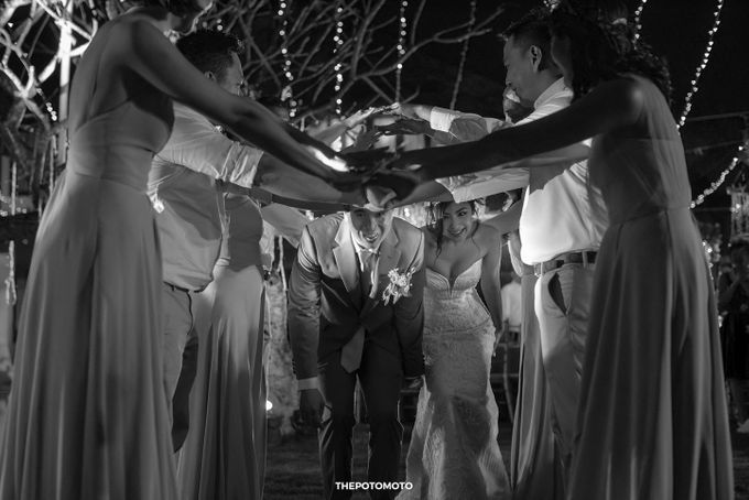 Rosaline and Pauls Wedding by Thepotomoto Photography - 026