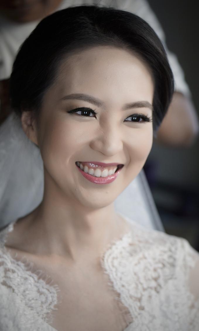 THE WEDDING OF CHARLES & HANNAH by Ike Riani Hartono - 003