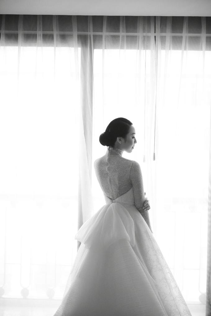 THE WEDDING OF GREGORIO & ASTRID by Ike Riani Hartono - 003