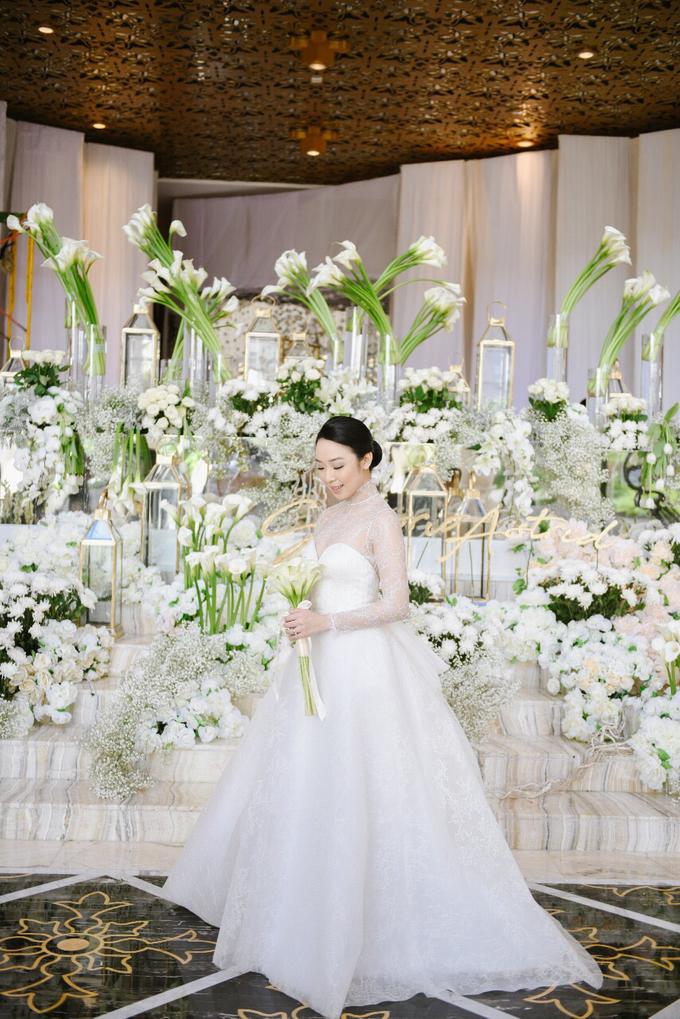 THE WEDDING OF GREGORIO & ASTRID by Ike Riani Hartono - 002