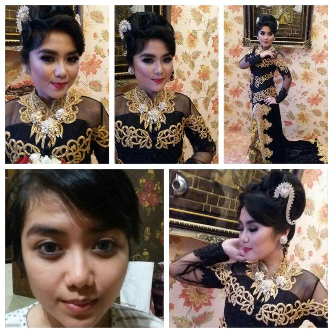 A Dream Come True Wedding by Sanggar Rias Pengantin Shanti Chaidir - 005