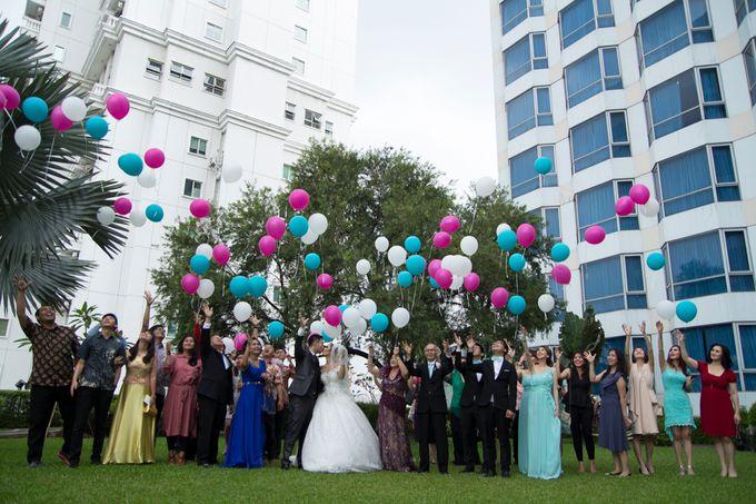 Wedding Robert & Vega by Red Hat Organizer - 031