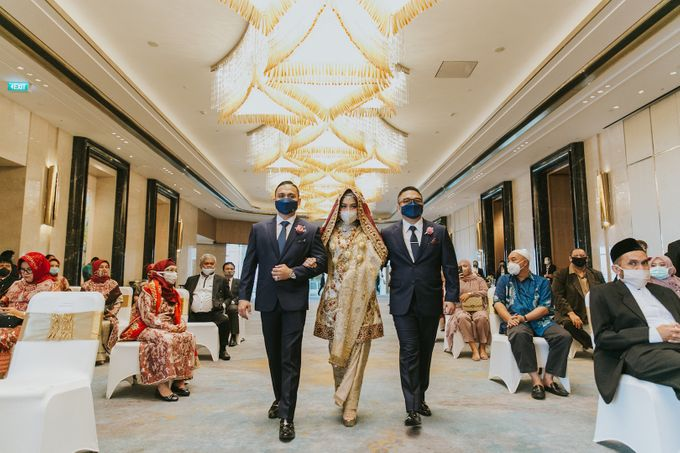 Vinda & Oki Wedding by Speculo Weddings - 009