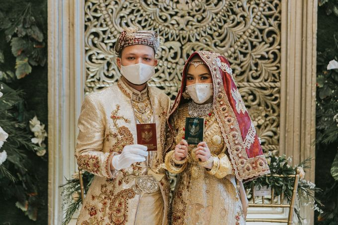 Vinda & Oki Wedding by Speculo Weddings - 012