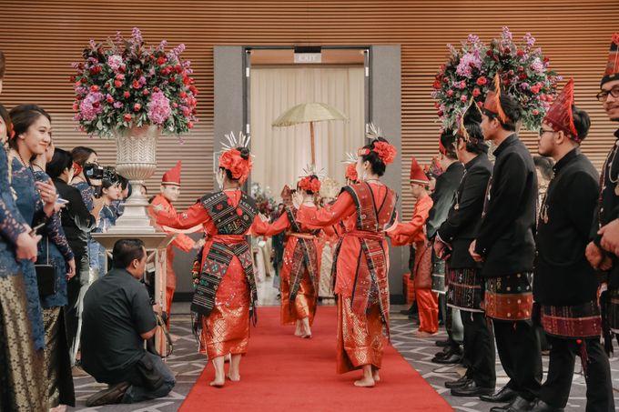 Pernikahan Adat Mandailing Ditary & Fadly by  Menara Mandiri by IKK Wedding (ex. Plaza Bapindo) - 001