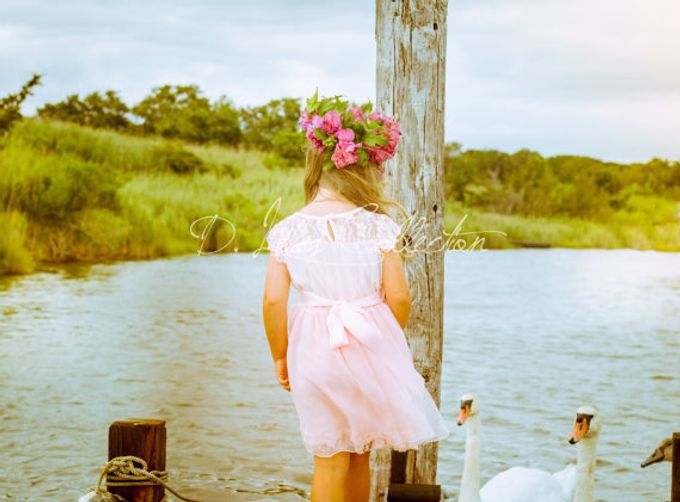 D Liles Collection Flower girl dresses by D. Liles Collection - 003