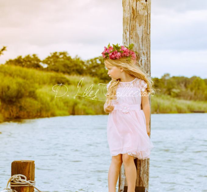 D Liles Collection Flower girl dresses by D. Liles Collection - 004