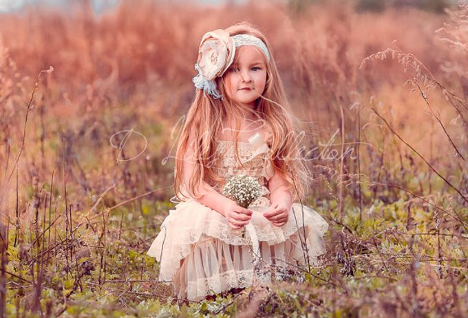 D Liles Collection Flower girl dresses by D. Liles Collection - 005