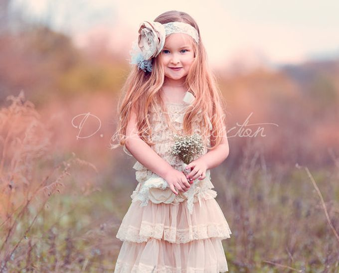 D Liles Collection Flower girl dresses by D. Liles Collection - 006