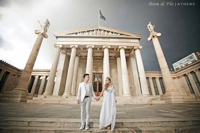 Prewedding Of Mr.Dion & Ms.Florencia by Meedjin Couture - 004