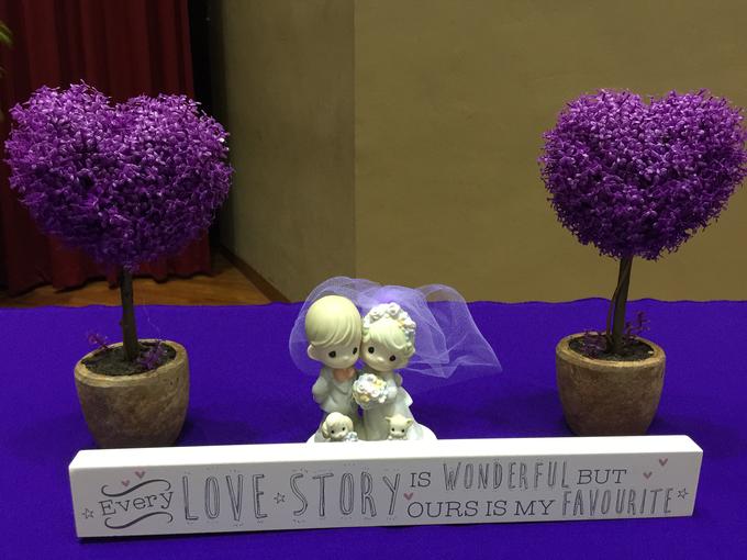 The DaRk PuRpLe affair by ilmare Wedding - 009