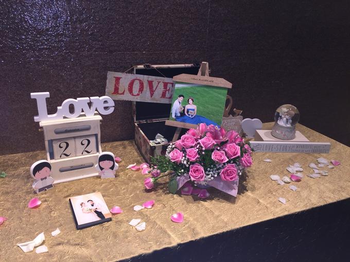 A romantic wedding by ilmare Wedding - 003