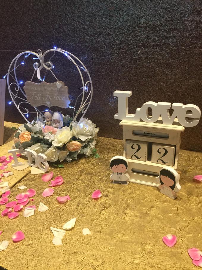 A romantic wedding by ilmare Wedding - 009