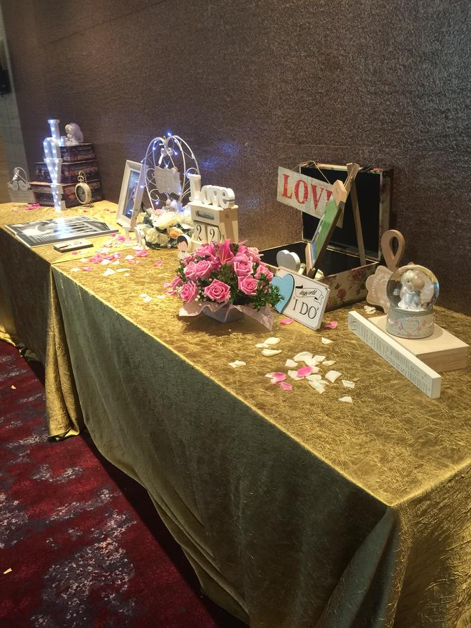A romantic wedding by ilmare Wedding - 010