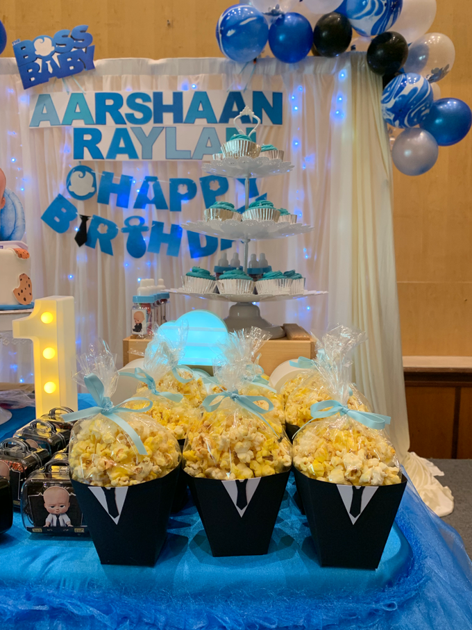 Baby boss decor setup by ilmare Wedding - 004