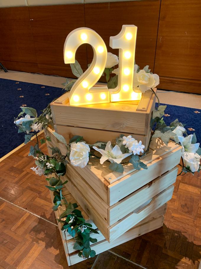 21st birthday party by ilmare Wedding - 004