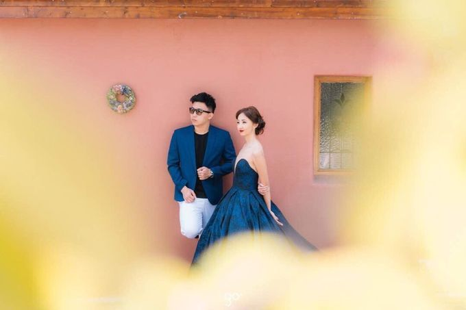 Catherine Prewedding by iLook ( Makeup & Couture ) - 001