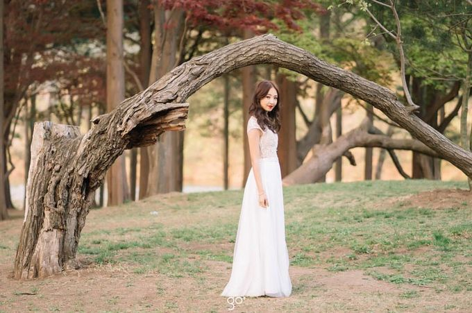 Catherine Prewedding by iLook ( Makeup & Couture ) - 003