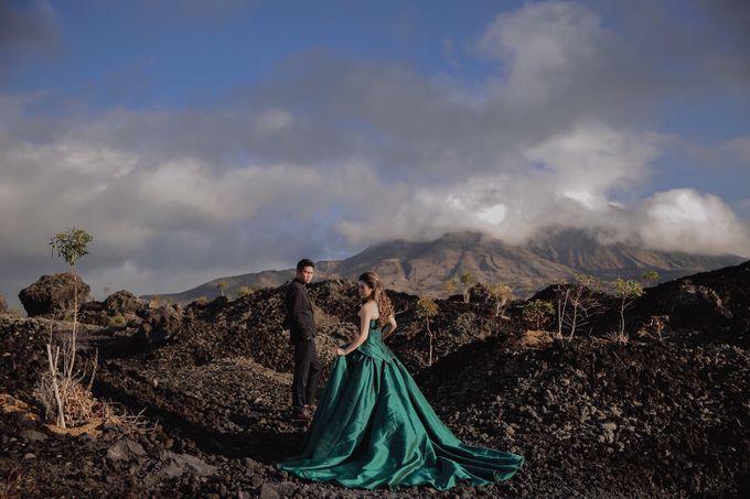 prewedding of Yenny Lonalgius by iLook ( Makeup & Couture ) - 005