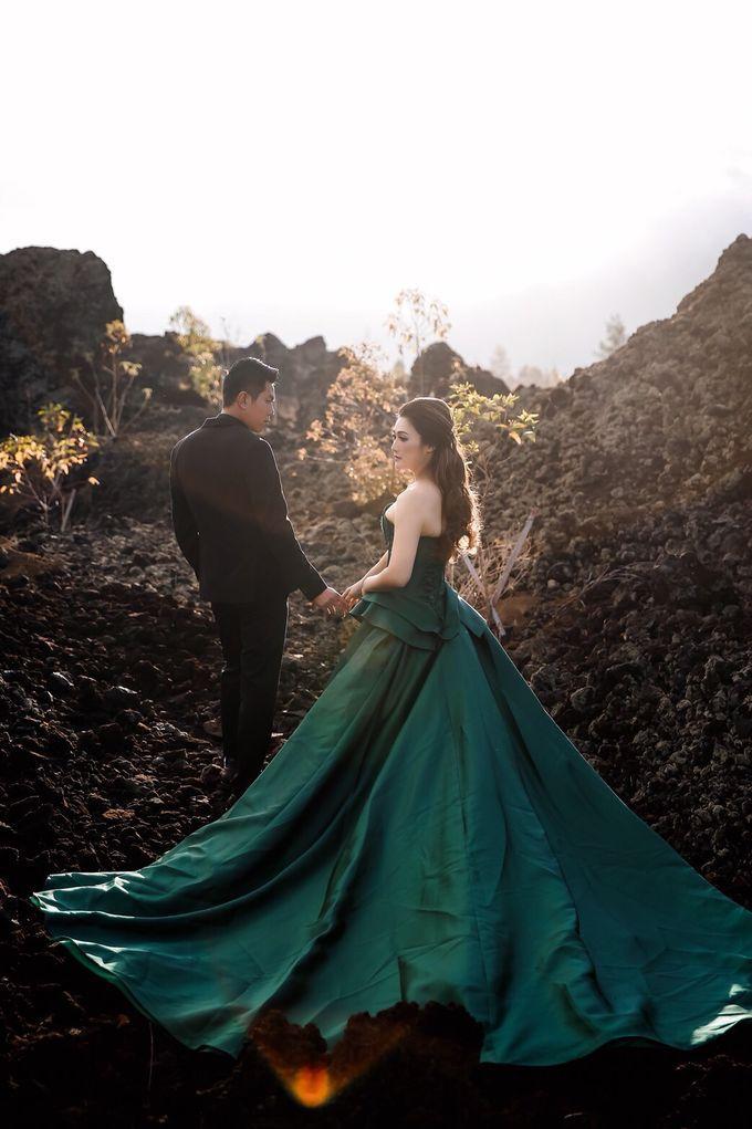 prewedding of Yenny Lonalgius by iLook ( Makeup & Couture ) - 007