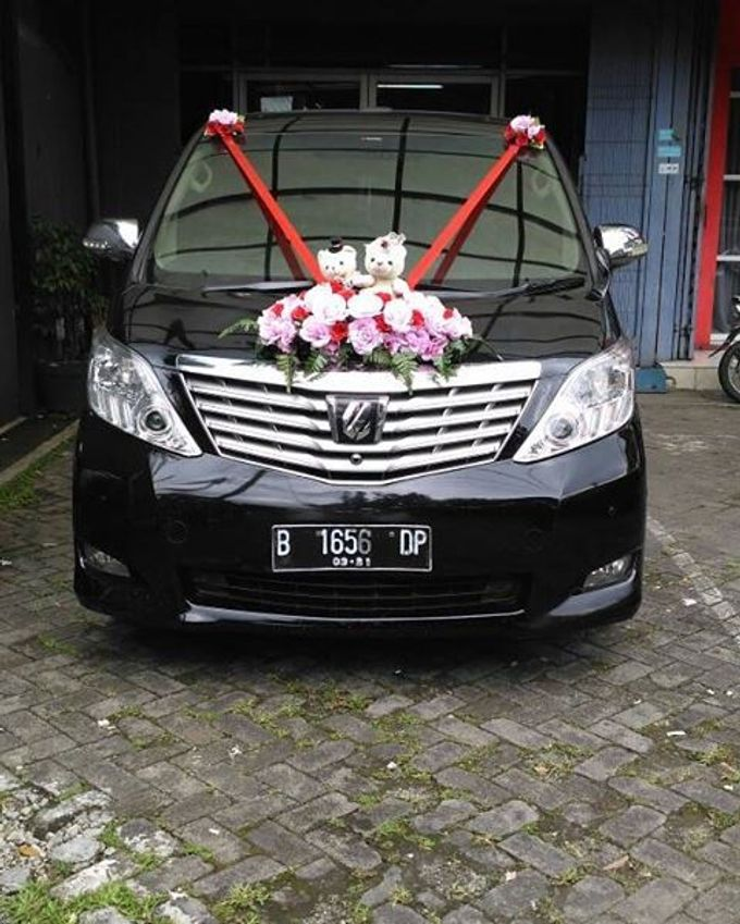 Wedding Car BK Rent Car by BKRENTCAR - 008