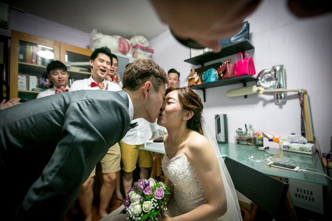 Actual Day Wedding by  Inspire Workz Studio - 030