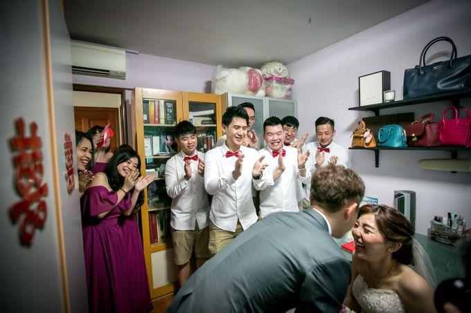 Actual Day Wedding by  Inspire Workz Studio - 031