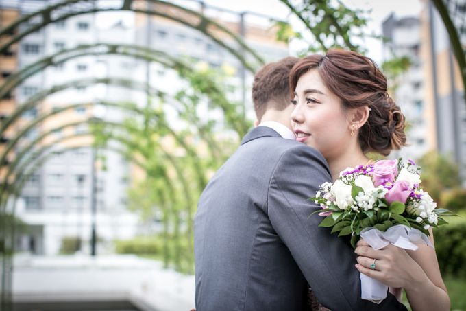 Actual Day Wedding by  Inspire Workz Studio - 039
