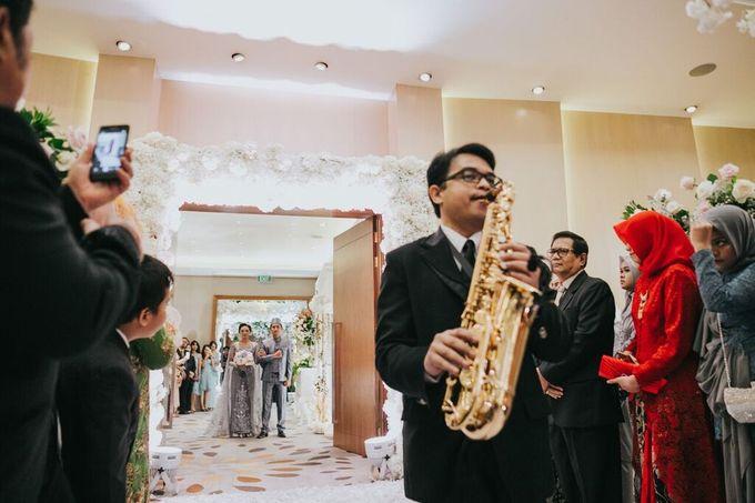 Courtesy Of Rera & Tito by Pullman Jakarta Indonesia - 011