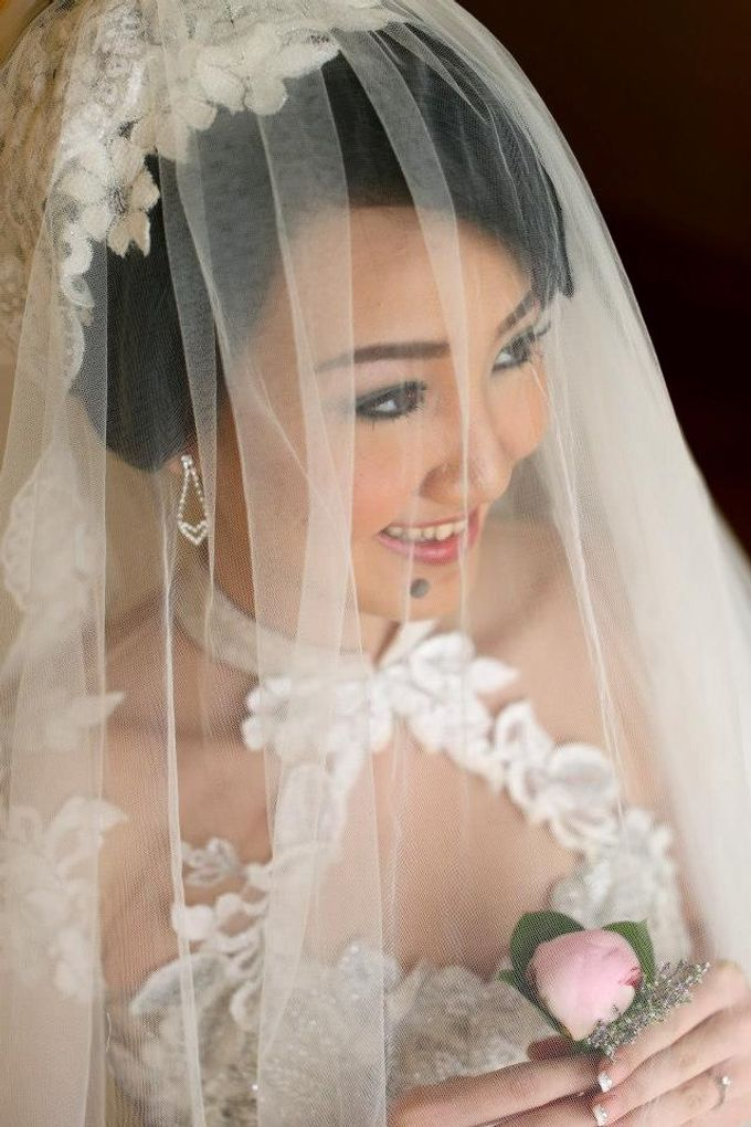 Bridal Make Up by Mimi kwok makeup artist - 001