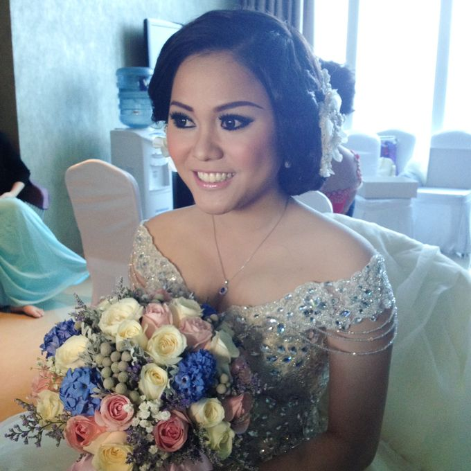 Bridal Make Up by Mimi kwok makeup artist - 004